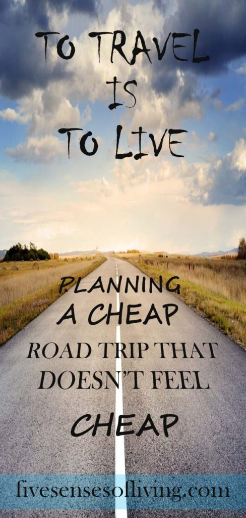 "Planning a cheap road trip that doesn't feel ""cheap"" As frequent travellers in and out of the US, we know how challenging it can be to plan a road trip. Follow these tips to make your vacation last longer. #roadtrip #vanlife 