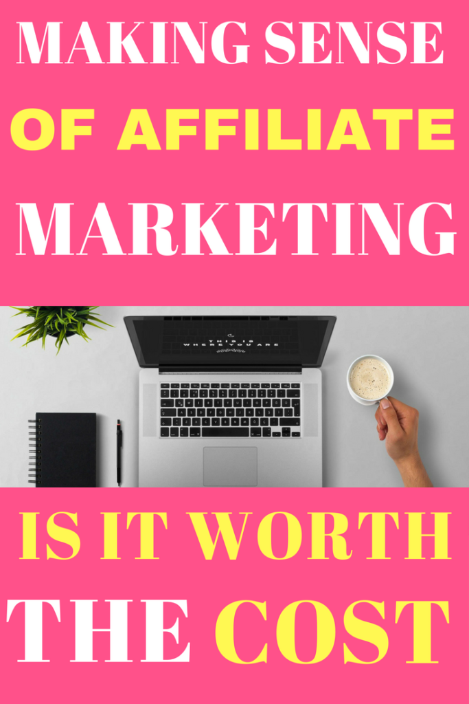 Is Making Sense of Affiliate Marketing worth the cost. Read my review to learn why this course worked for me. Making Sense of Affiliate Marketing is a great class for Affiliate Marketing