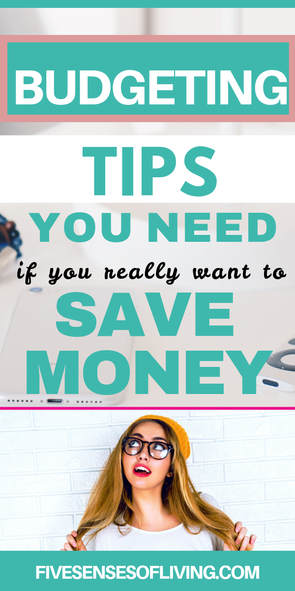 Are you new to creating a budget and need some help? These 8 genius tips will help you to build a budget that works year around #buildabudget #budgeting #savingmoney