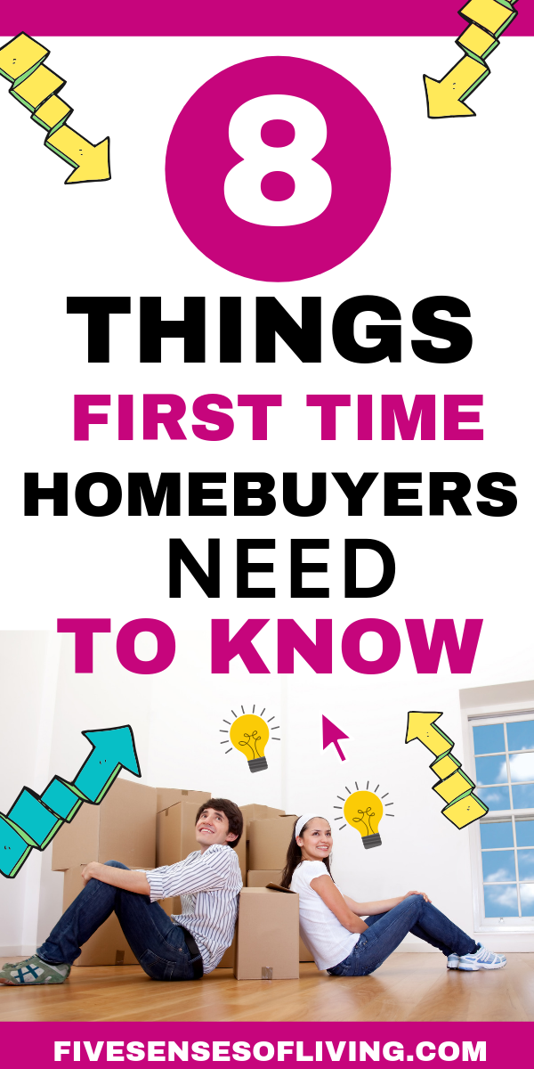First Time Homebuyer Tips--Everything you need to know about buying a home.  Mortgages, PMI private mortgage insurance credit scores