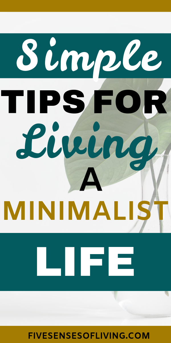 "Best Tips to save money. Minimalism isn't just about the ""stuff."" It has far reaching benefits into your finances and general well-being. #minimalism #savingmoney 