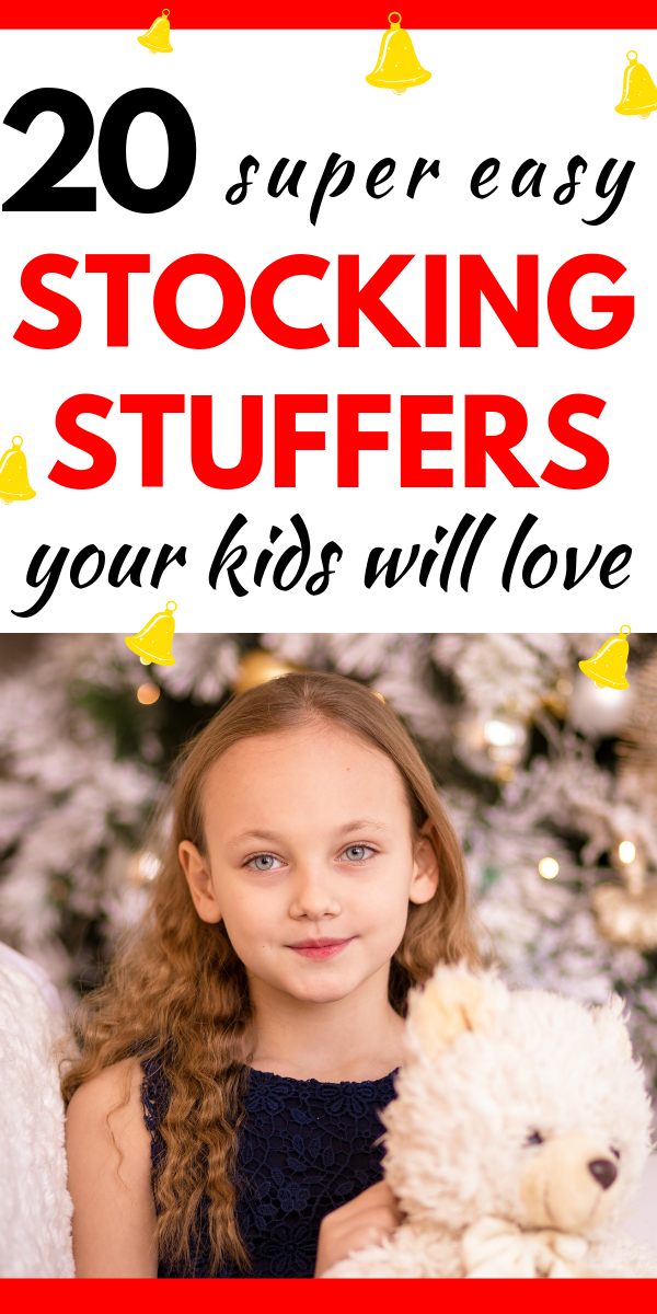 Absolutely best stocking stuffers for kids. These are budget friendly and great for your kids.  They will love them