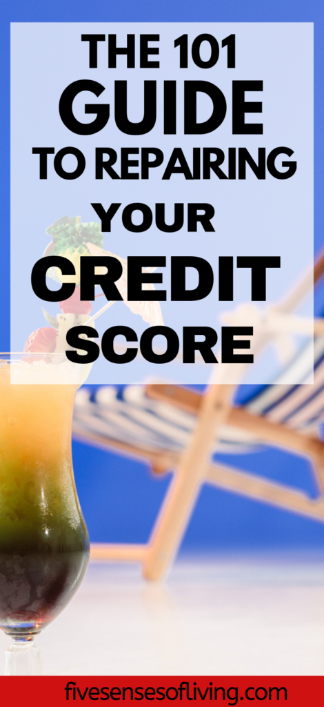 I am so happy to have learned the steps to improve my credit score. By learning about my credit report and credit score I was able to take the necessary steps to improve my credit and get myself out of debt. Repairing your credit score opens up so many positive opportunities. #credithacks #creditrepair #getoutofdebt