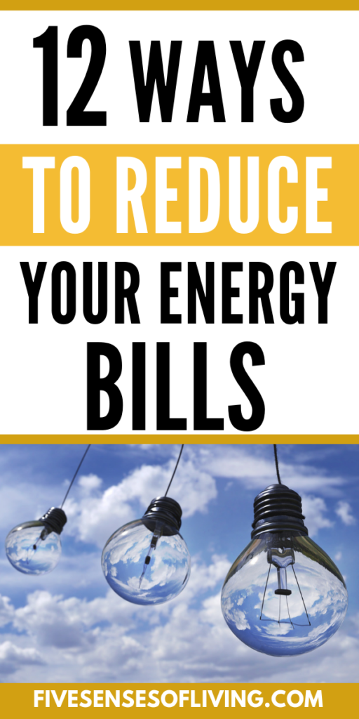 save money on electricity