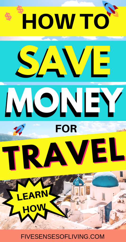 Are you trying to save money for travel but not sure where to begin? Check out these amazing tip and hacks to help you save money for your next vacation that you probably haven't heard of before