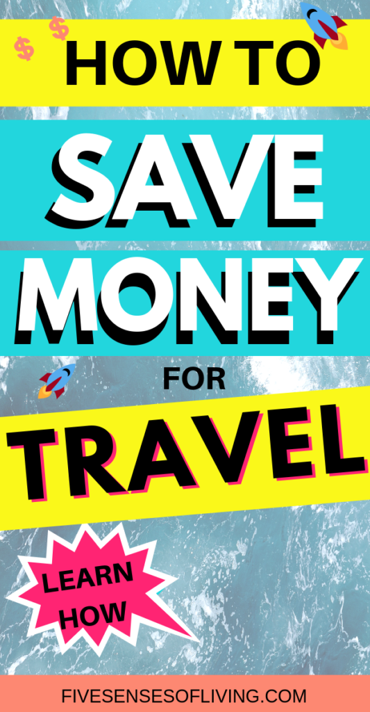 Are you trying to save money for travel but not sure where to begin? Check out these amazing tip and hacks to help you save money for your next vacation that you probably haven't heard of before. #travel #savemoney #vacation