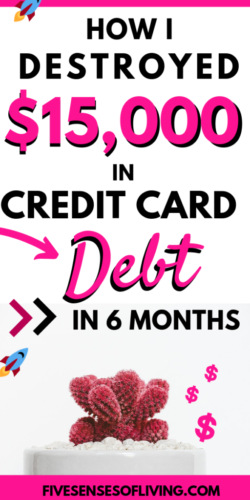 Thinking of paying off your credit cards in full? Slash your credit debt in a few simple steps and get the life you've always dreamed of debt free